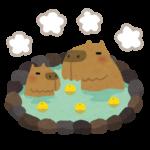 カピパラ 温泉