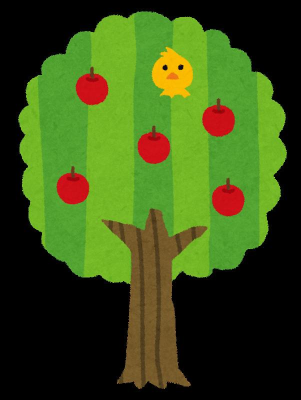 実がなる木