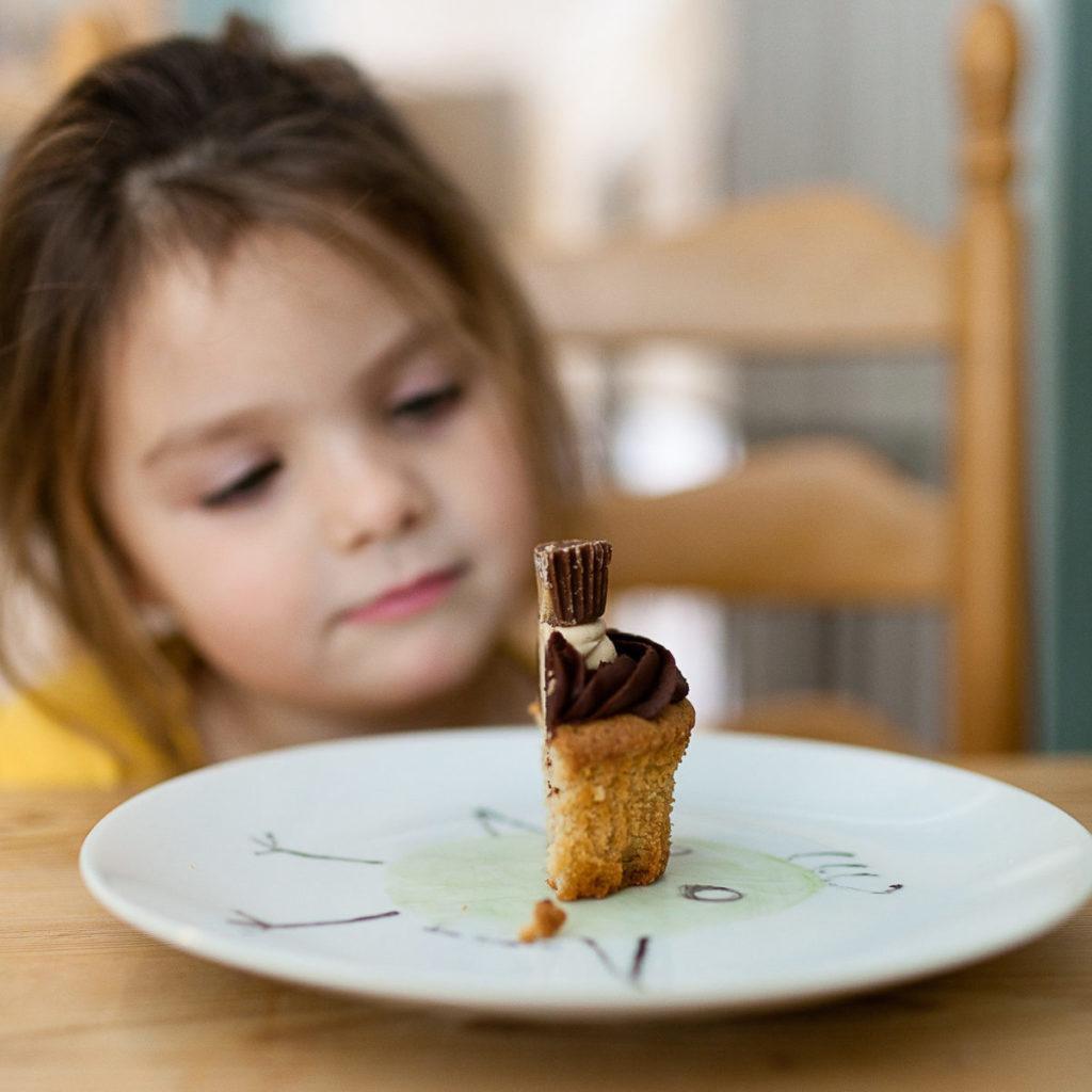 ケーキ 子ども