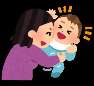 赤ちゃんこちょこちょ