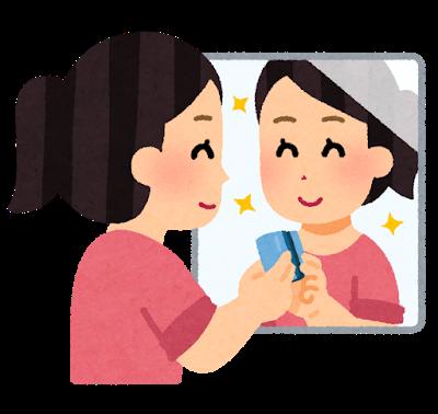 鏡のうろこ