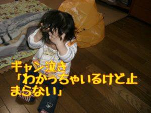 ギャン泣き⑤